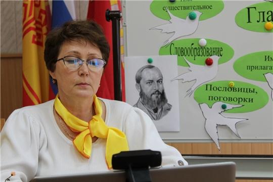 В Алатырском районе прошел первый этап республиканского конкурса «Учитель года Чувашии - 2020»