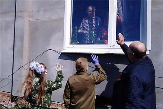 Жители Октябрьского и Новоайбесинского сельских поселений присоединились к Всероссийской акции «Сад памяти»