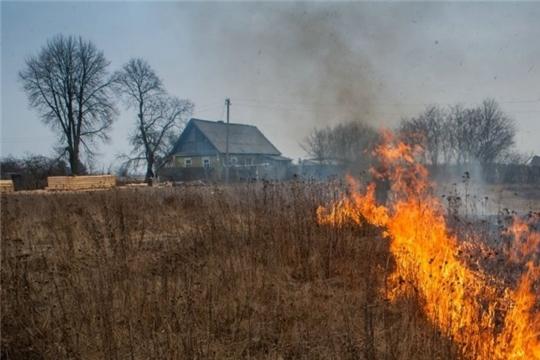 В апреле в Алатыре и Алатырском районе было составлено 12 административных протоколов за нарушения, связанные с выжиганием травы и несвоевременную уборку территорий