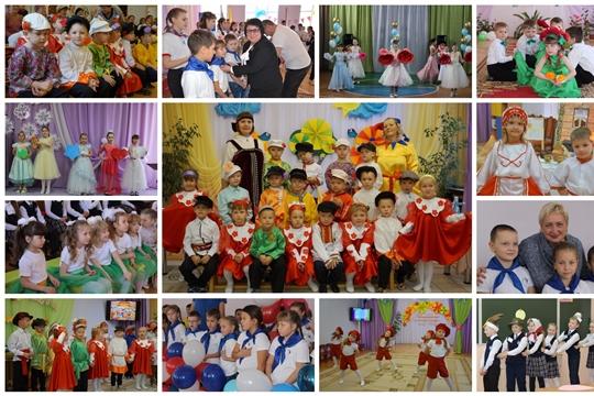 Мероприятия ко Дню защиты детей в Алатырском районе