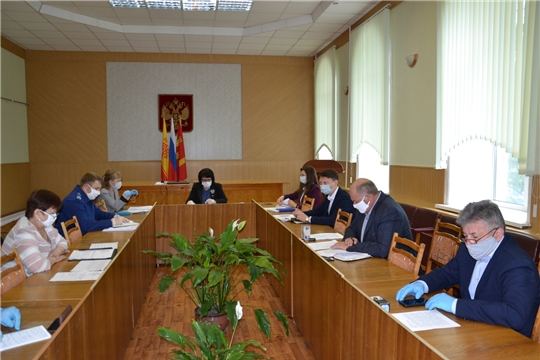 Состоялось заседание оперативного штаба по предупреждению завоза и распространения новой коронавирусной инфекции