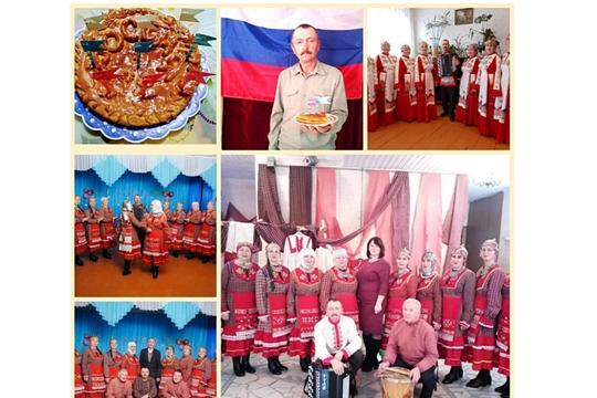 Работники культуры с. Старые Айбеси присоединились к Всероссийской акции «Испеки пирог и скажи СПАСИБО»
