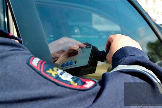 Сотрудники ГИБДД МО МВД Росси «Алатырский» напоминают водителям об ответственности за управление транспортом с нанесенной на стекла «тонировкой»