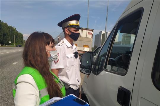 В Чувашии усилят контроль соблюдения масочного режима в транспорте