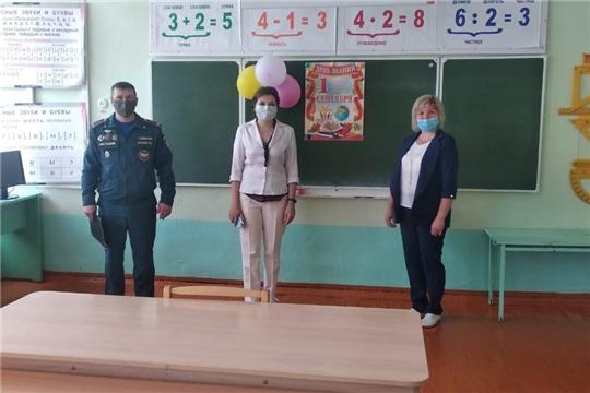 Образовательные организации Алатырского района готовы к новому учебному году