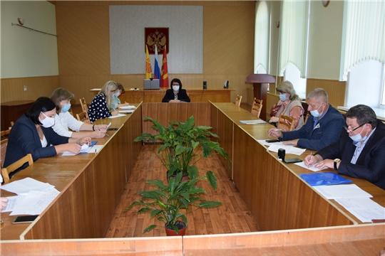 Расширенное заседание межведомственной комиссии по вопросам повышения доходов консолидированного бюджета