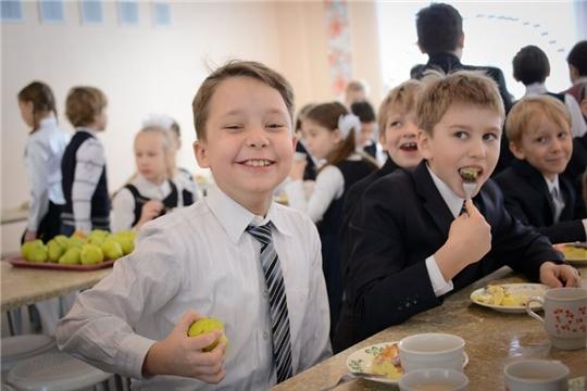 Минобразования Чувашии разъясняет: с 1 сентября 2020 года все учащиеся младших классов будут обеспечены бесплатным горячим питанием не реже одного раза в день