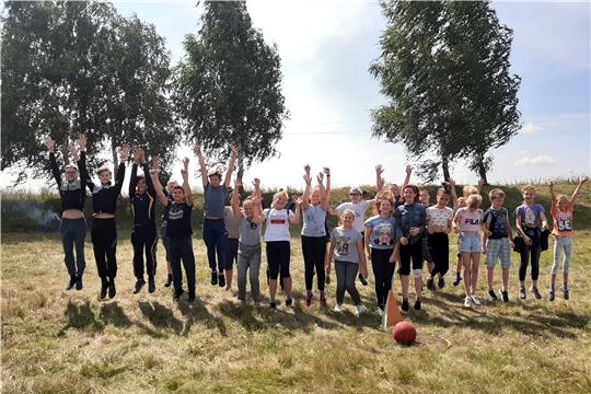В Алатырском районе прошел августовский День здоровья и спорта