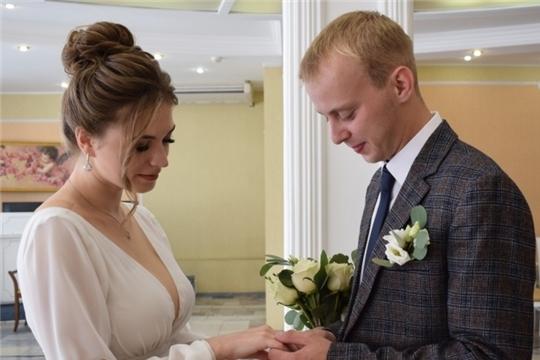 Осенний сезон свадеб открыт