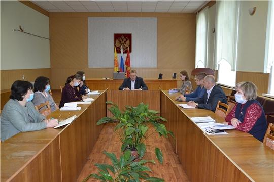 Состоялось заседание КЧС и ОПБ Алатырского района в рамках комплексного командно-штабного учения