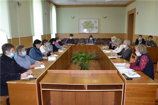 В Алатырском районе прошло совещание с заместителями директоров по учебно-воспитательной работе
