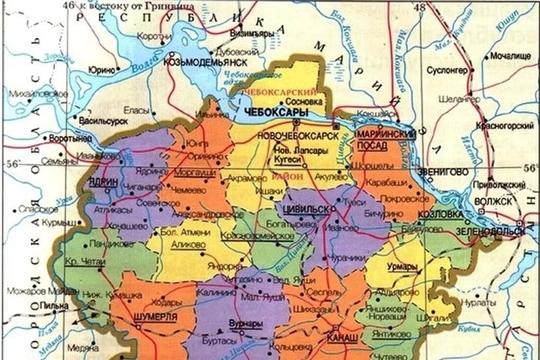 В Единый госреестр недвижимости внесены сведения о 1713 населенных пунктах Чувашии