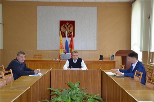 Состоялось заседание районной комиссии по предупреждению и ликвидации чрезвычайных ситуаций по обеспечению пожарной безопасности