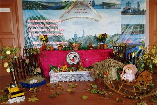 День работников сельского хозяйства в библиотеках Алатырского района