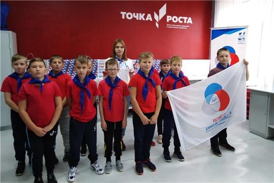 В Алатырском районе идёт подготовка к юбилею Российского движения школьников