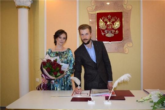 Алатырский район пополнился еще одними счастливыми «розовыми» супружескими юбилярами
