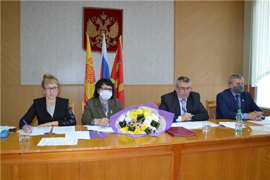 Районную администрацию вновь возглавила Нина Ивановна Шпилевая