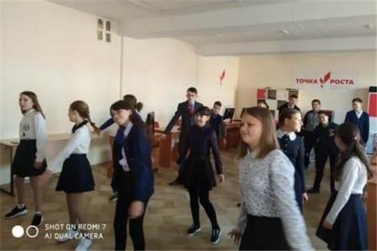 Учащиеся и учителя Кирской школы активно используют центр «Точка Роста»
