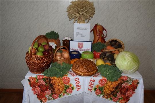 В Алатырском районе отметили День работника сельского хозяйства и перерабатывающей промышленности
