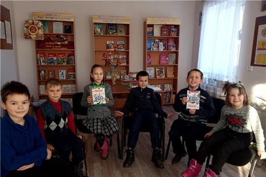 Сойгинская библиотека приняла участие в сетвой акции «Друг детства – Виктор Драгунский»
