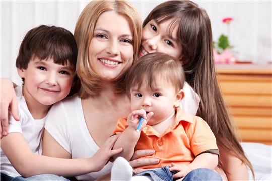 С начала 2020 года средствами республиканского материнского (семейного) капитала распорядилось 55 семей на сумму 3,4 млн. рублей