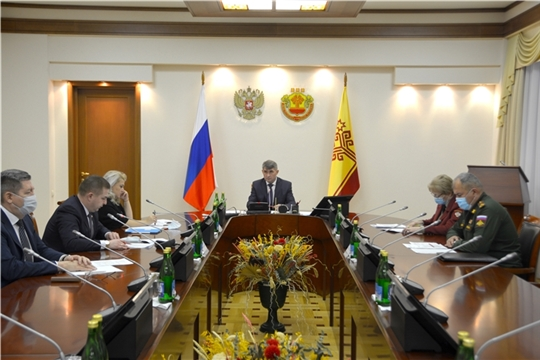 Олег Николаев анонсировал выделение дополнительных средств из республиканского бюджета на борьбу с COVID-19