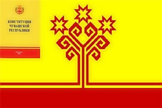 Поздравление главы администрации Алатырского района Н.И. Шпилевой с Днем Чувашской конституции