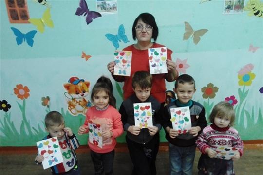 Мероприятия ко Дню матери в образовательных организациях Алатырского района