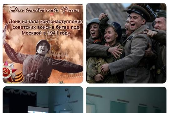 В Октябрьском СДК прошел кинопоказ