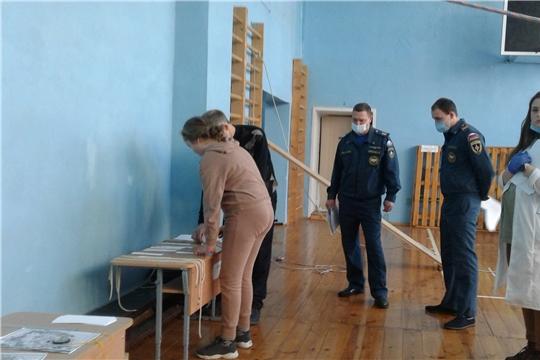 В Алатырском районе проходит муниципальный этап всероссийской олимпиады школьников