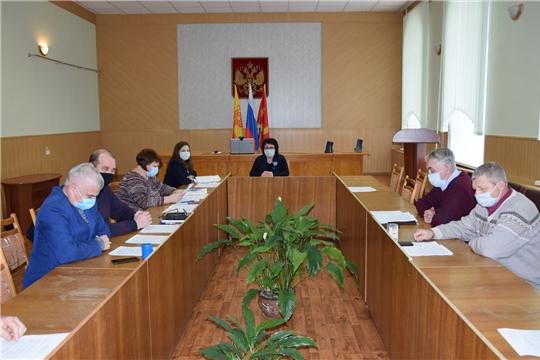 В администрации Алатырского района прошло заседание Совета по межнациональным и межконфессиональным отношениям
