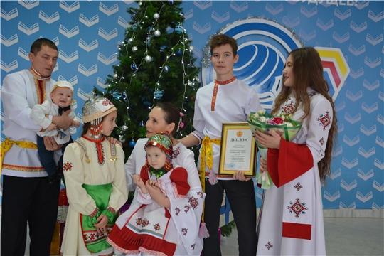 Виртуальная выставка «Семья Семеновых – семья года»