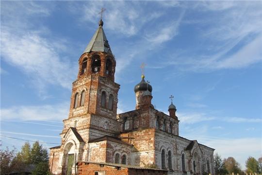 26 июля состоится воскресная служба в церкви Святой Троицы (с.Асакасы)