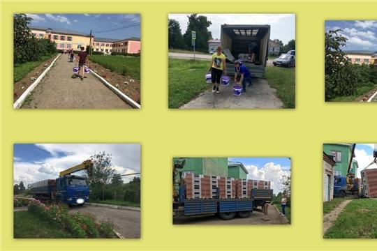 Чувашско-Сорминская школа: Помощь депутата - реальное дело