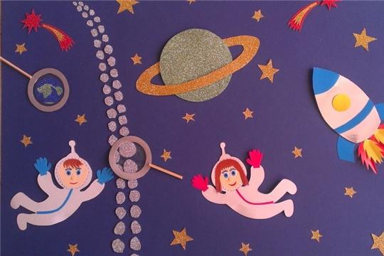 Районный Дом культуры запускает онлайн-акцию рисунков и поделок «Путешествие в космос»