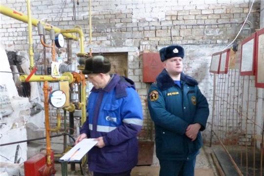 Газовики Чувашии и представители республиканских органов власти ведут активную совместную работу