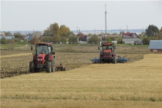 О ходе сельскохозяйственных работ в Аликовском районе
