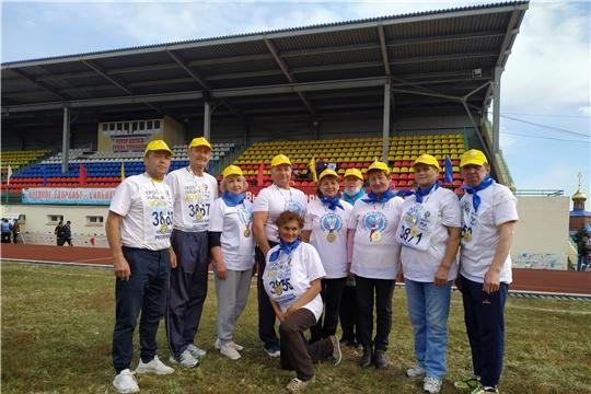 Всероссийский фестиваль спорта и здоровья в Чувашской Республике