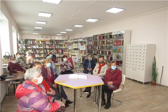 В Аликовской центральной библиотеке  провели литературный час «Бунин далекий и близкий»