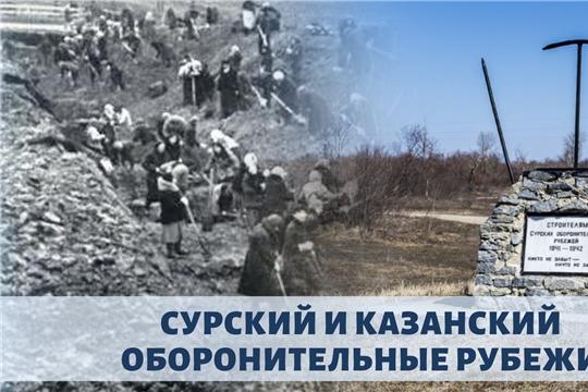 Работники культуры присоединяются к акции «Реконструкция событий строительства Сурского и Казанского оборонительных рубежей»