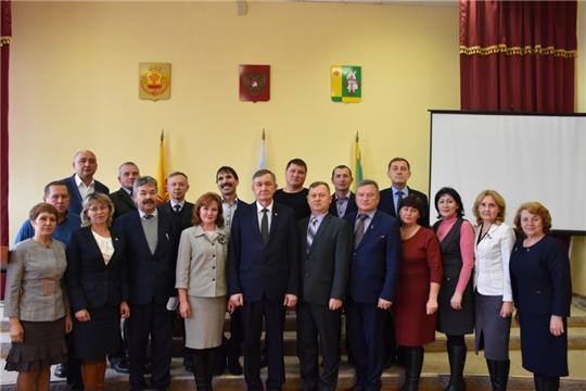 На внеочередном заседании районного Собрания депутатов назначен глава администрации Аликовского  района