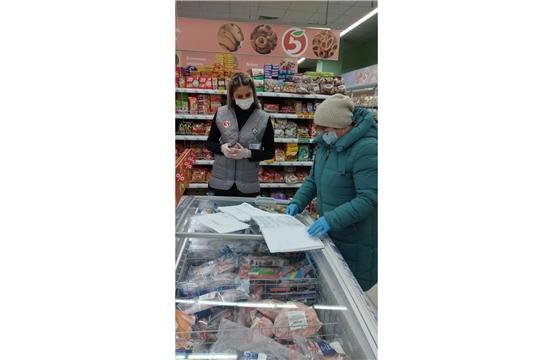 Мобильные группы Аликовского района продолжают свою работу
