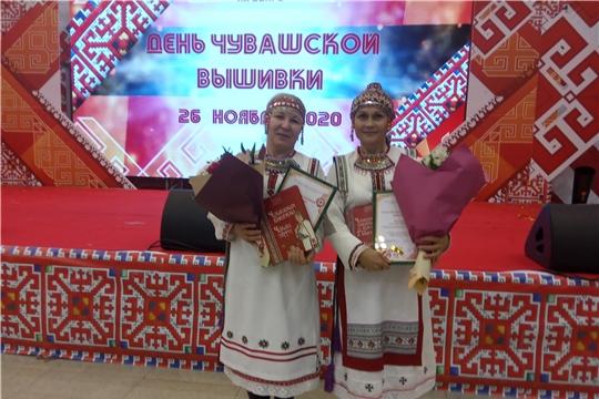 26 ноября в Республике отметили День Чувашской вышивки