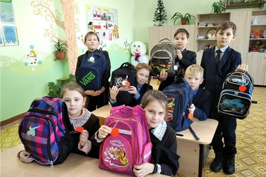 Чувашско-Сорминская школа: Дисциплина на дороге - залог безопасности