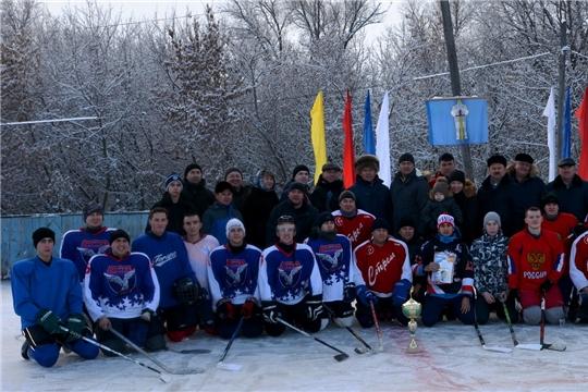 X традиционный хоккейный турнир памяти А.Казачкова