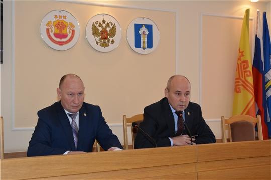 Итоговое заседание комиссии по чрезвычайным ситуациям и обеспечению пожарной безопасности Батыревского района