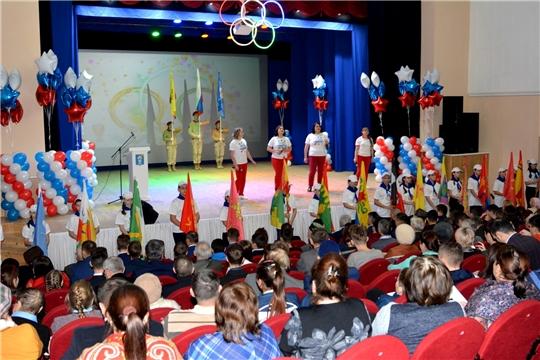 Спортивный форум «От стартов до олимпийских вершин»