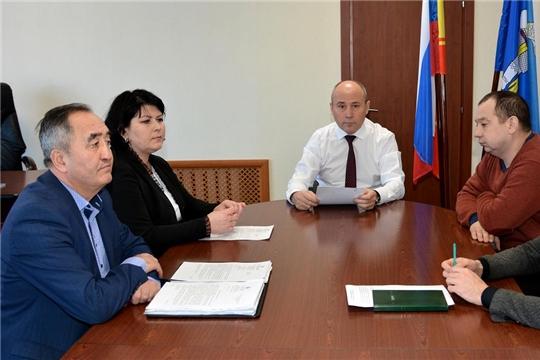 Обсуждены мероприятия по профилактике бешенства в Батыревском районе