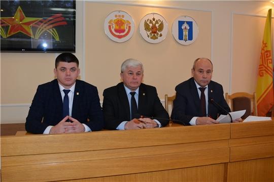 Расширенное совещание с главами сельских поселений, руководителями организаций и учреждений