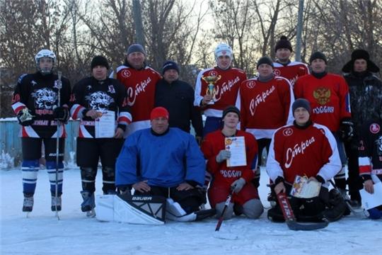 Хоккейный турнир на Кубок главы Сугутского сельского поселения
